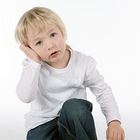 Zoneterapi mod øreproblemer hjælper mange børn